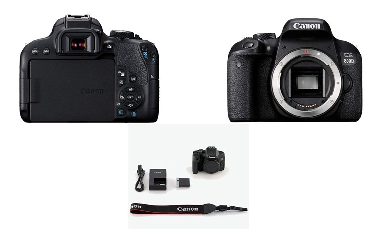 Canon EOS 800D: A Way to Explore the World of Photography